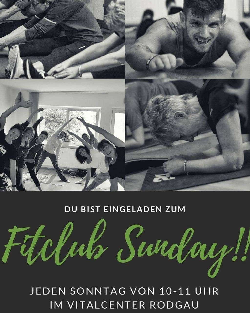 Fitclub - Flyer